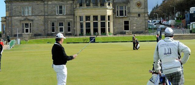 Sådan gør du golf til en ferieform